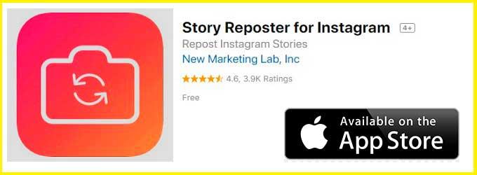 Story Reposter for Instagram
