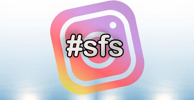 SFS в Инстаграм