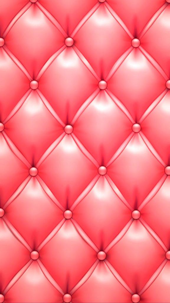 Розовая обивка