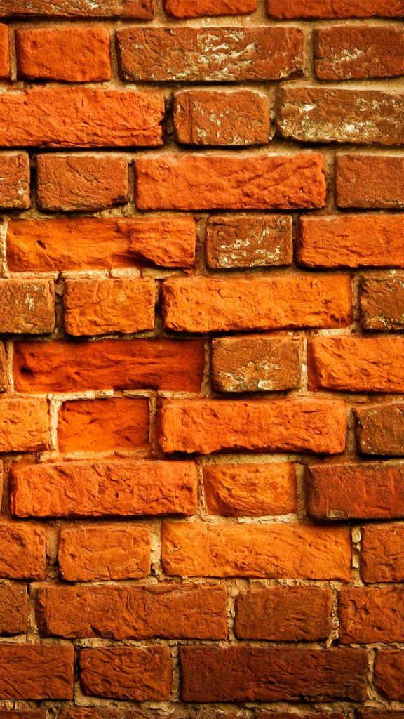Кирпичная стена, фон для истории