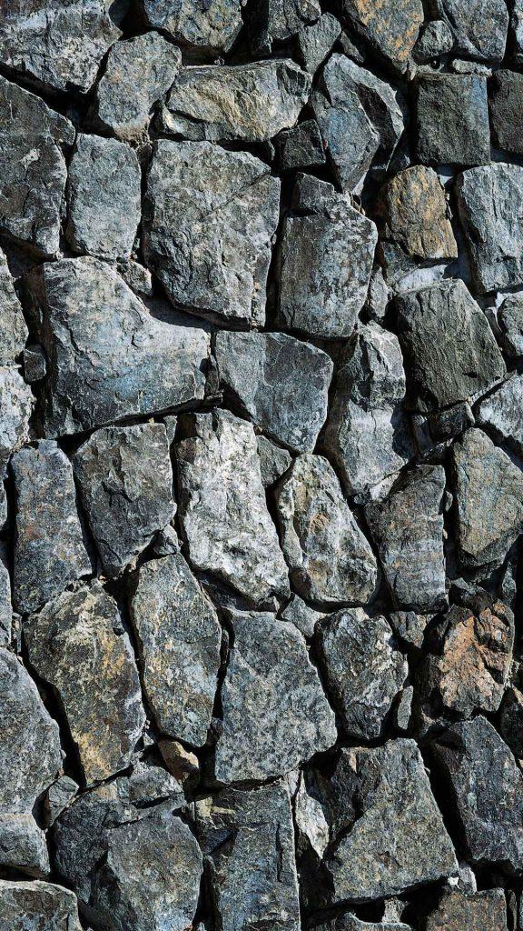 Фон с камнями
